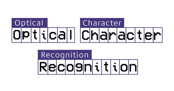 Optical-character-recognition
