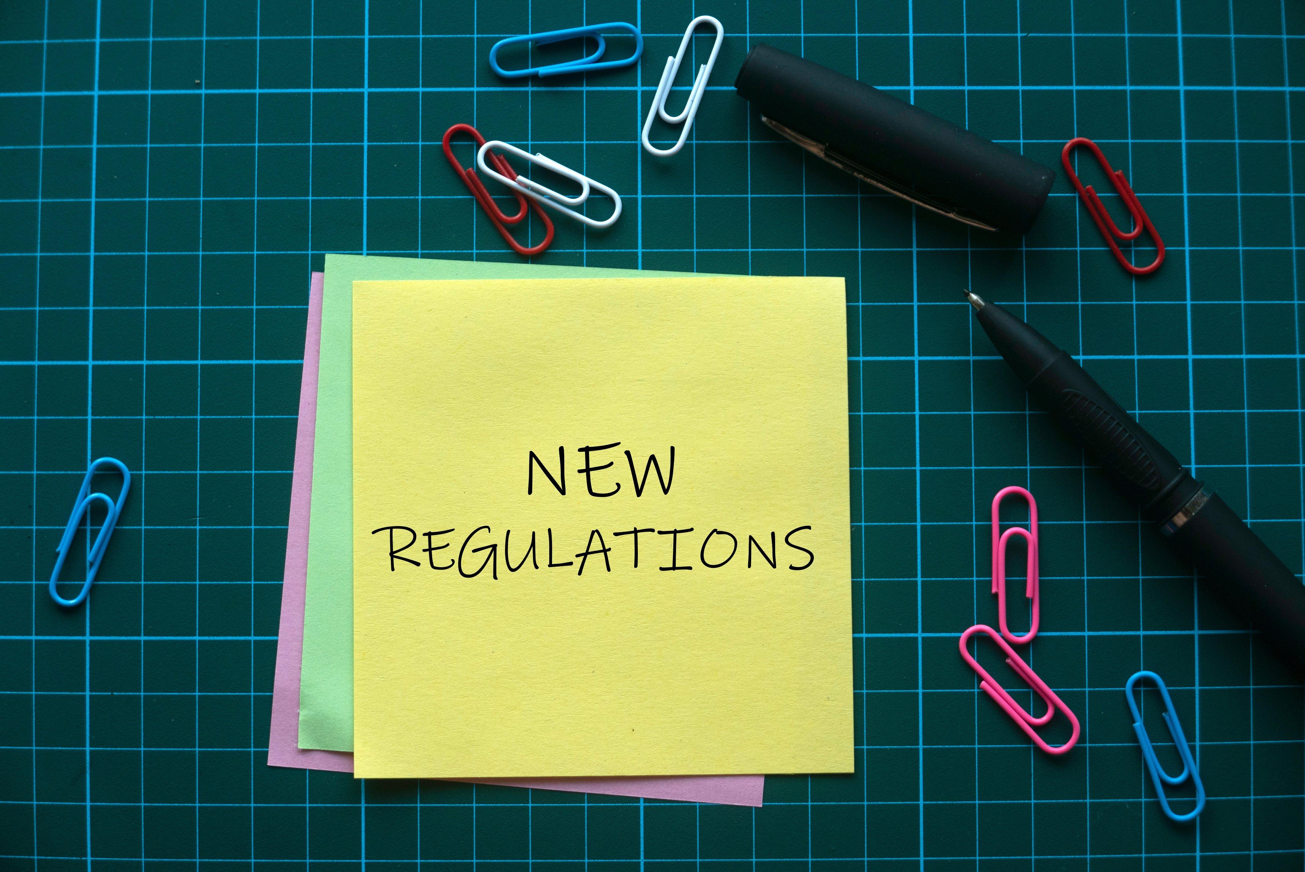 new-regulations-A68GUXP